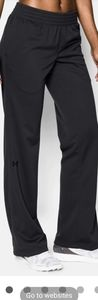Nwt Under armour semi-fitted coupe pants size S